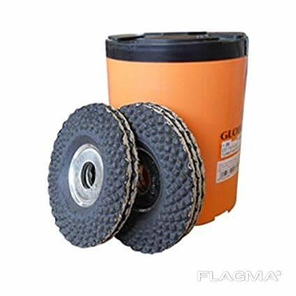 Круг зачистной 125х4,5х22,23 А-24 GlobeTurbo Twister