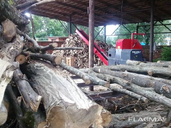 Круглый лес, бревна