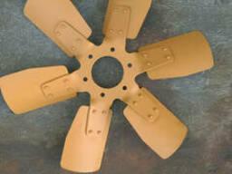 Крыльчатка вентилятор Д-260 (металл) МТЗ-1221-2022