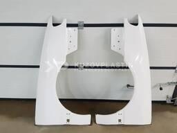 Крыло рено cафран стеклопластик