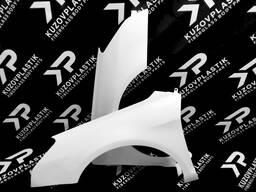 Крыло ситроен С5 стеклопластик