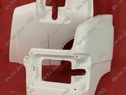 Крылья Мерседес 508 - 609, стеклопластик