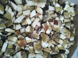 Кубик белого гриба