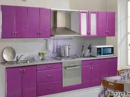 Кухонные встроенные шкафы, кухня.