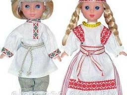 Кукла Беларусы Ясь и Янина (в коробке),