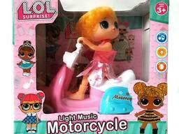 Кукла LQL Motorcycle