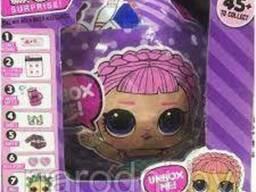 Кукла Сюрприз 8 серия Конфетти (LQL Surprise Glitter)