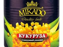 """Кукуруза конс. """"Микадо"""""""