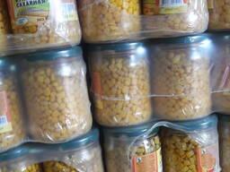 Кукуруза консервированная Туров 450 гр