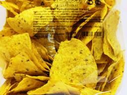 Кукурузные чипсы Начос для ритэйла и хорека