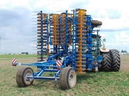Культиватор КШМ - 10 для энергонасыщенных тракторов