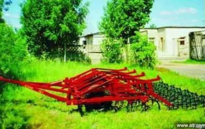 Культиватор прицепной для сплошной обработки почвы КПС-4,0