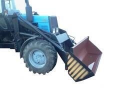 КУН погрузчик на МТЗ-82, 82, 1 и другие трактора Беларус