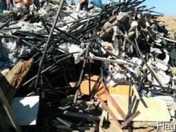 Купим отходы изоляции кабеля