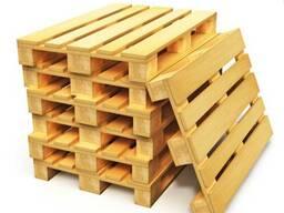 Купим паллет деревянный б/у 1200х800