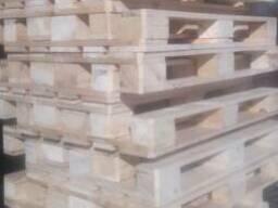 Куплю деревянные европоддоны 1200х800 - большим оптом.