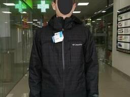 Куртка мужская Columbia 3 в 1