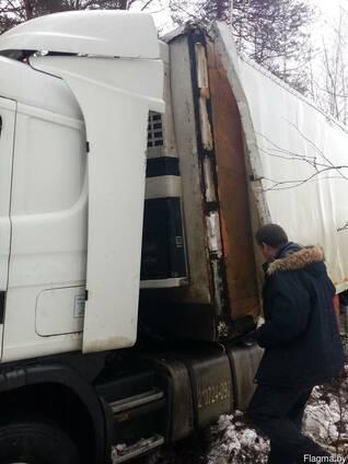 Кузова-фургоны, ремонт