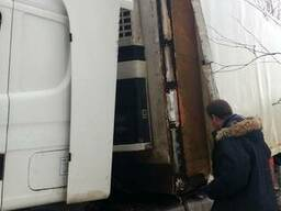 Кузова-фургоны, ремонт - фото 1