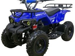 Квадроцикл электрический MMG ATV E009 1000W