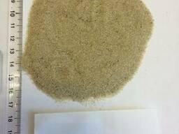 Кварцевый песок SiO2 98,5%