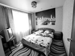Квартира на сутки 3-х комнатная