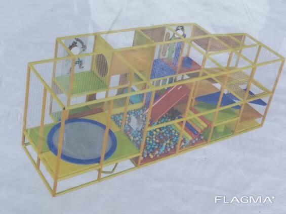 Лабиринт для игрового центра