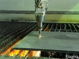 Лазерная листового резка, Гибка листового металла