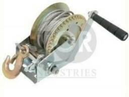 Лебедка барабанная 1т 20м ручная TOR FD-2500 (Hand winch)