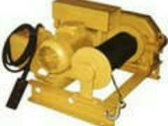 Лебедка электрическая ТЛ-14Б