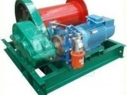 Лебедка тяговая электрическая 5т 250м TOR (JM) (б/каната)
