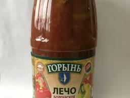 """Лечо """" Болгарское"""" ТМ """" Горынь"""""""