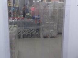 Лента ПВХ, ПВХ завесы, шторы.