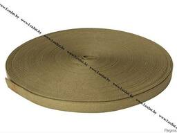 Лента ременная хлопок 100%, ширина 25мм/50м