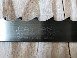 Ленточная пила Cayman Premium 35x100 ROH Длинна 4, 0м.