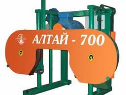 Ленточная пилорама Алтай-700А Lifan