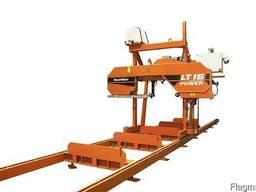 Ленточнопильный станок Wood-Mizer LT15 Power