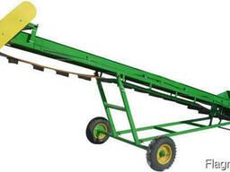 Ленточный конвейер (ленточный транспортёр) 500х5600 мм Нед