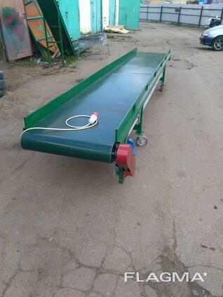 Ленточные транспортеры в минске элеваторы для хранения и обработки зерна