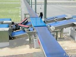 Ленточные конвейеры и транспортировщики urbinati