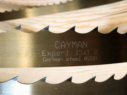 Ленточная пила Cayman Expert 35x1,00 ROH