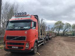 Лесовоз Volvo FH