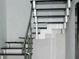 Лестничные основания из металла. Лестницы
