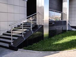 Лестницы из гранита, входные группы