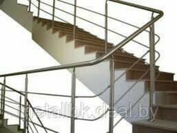 Лестницы из нержавеющей стали, Лестница из нержавеющей стали со стеклом, лестница. ..