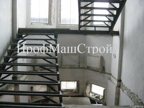 Лестницы.Металлические лестницы лестничные марши