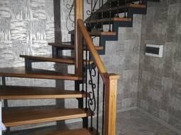Лестницы, металлический каркас для лестниц