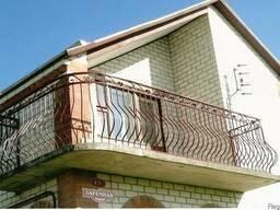 Лестницы, перила, балконные ограждения