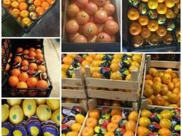 ЦитрусовыеЛимон ,Апельсин, Грейпфрут