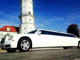 Лимузин на прокат, аренда лимузина с водителем